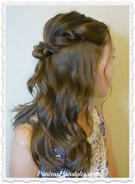 Prom Hairstyle Picture prom hairstyle romantic twist half up hairstyles for girls 5289 by stevesalt.us