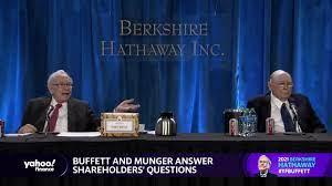 Warren Buffett on share buybacks
