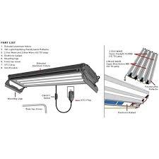 fluorescent lights bright fluorescent light fixture parts in fluorescent light fixture parts diagram