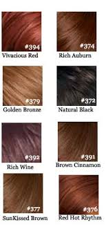 Dark And Lovely Hair Color Chart Find Your Perfect Hair Style