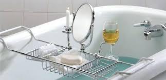 bath tub caddy chrome bathtub bathtub caddy tray nz wood bathtub caddy canada
