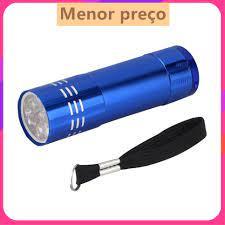 Đèn pin siêu sáng tiêu thụ thấp Hợp kim nhôm 9 đèn pin Đèn pin tại Nước  ngoài
