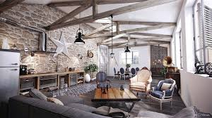 Elegant Rustic Living Room Decor With Modern Taste Lifestyle News Modern  Rustic Decor Living Room Ideas