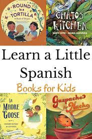 help your child learn spanish kid picks spanish vocabulary and