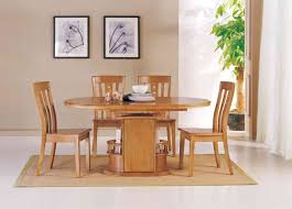 Wood Dining Table Set Oval Wood Dining Tables Wildwoodstacom