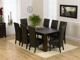 exciting 8 seater dining room table and chairs 26 on seat dining room black furniture sets e94 sets