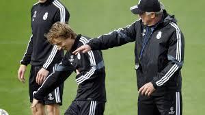 Modric schwärmt von Ancelotti: