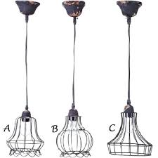 industrial wire cage pendant lights light uk industrial wire cage pendant lights light uk