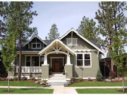 Craftsman House Plans at Dream Home Source   Craftsman Style Home    DHSW   Craftsman House Plans