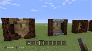 minecraft wall designs. 5 Exterior Wall Designs For Minecraft Builds L