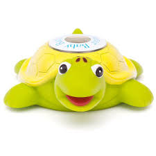 Ozeri Turtlemeter, the Baby Bath Floating Turtle Toy and Bath Tub ...