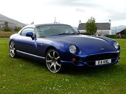 Small Blog V8: TVR Is Gone And They're Never Coming Back