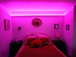 led strip lights bedroom led lighting