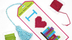 Cross Stitch Bookmark Patterns Awesome Inspiration