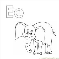 Small Picture Elephant Color Pages Baby Animals Online Coloring Pages Page With