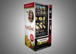 Vending Machine Brasil Amazing Fitness E Autoconsumo Brasileiro Cria Vending Machine Saudável