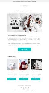 Mailchimp Responsive Design Template Mailchimp Newsletter Template Responsive Enhancement Email