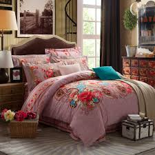 Classic Floral Print Bedding Sets ...