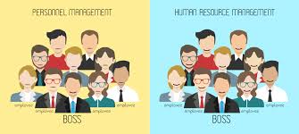 personnel management v s human resource