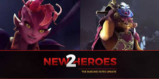 two new dota 2 heroes were confirmed at this year s international