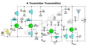 radio circuits blog 06 01 2014 07 01 2014 Wiring Schematic Diagram 200m Fm Transmitter Simple Circuit 4 transistor fm transmitter