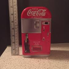 Coke Bottle Vending Machine