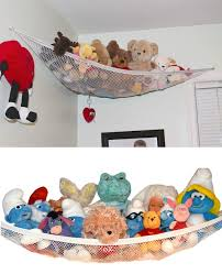 storage idea for stuffed s a ton of easy and organization and storage