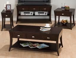 coffee table coffee table espresso finish round archer inch