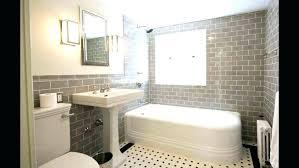 wavy subway tile black subway tile small bathroom wavy white s wavy ceramic subway tile