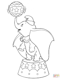 Dumbo Coloring Pages Free Coloring Pages Unique Baby Dumbo