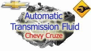 Automatic Transmission Fluid | Chevrolet Cruze | 🚗🛠 - YouTube