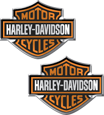 amazon com chroma 5507 harley davidson domed emblem decal harley