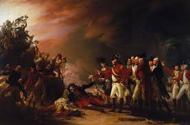 the of general montgomery in the on quebec surrender of lord cornwallis