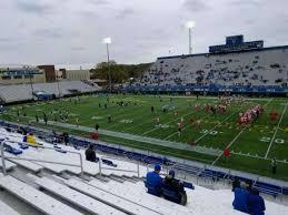 Delaware Stadium Section I Home Of Delaware Blue Hens