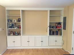 Pictures Of Built In Bookcases Built In Book Cases 5 Steps With Pictures