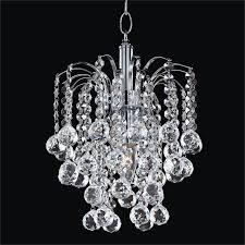 small crystal chandelier cascade 532fd9sp 7c
