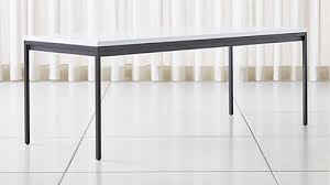 casement black solid surface dining table