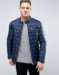 selected jeans leather jacket, Selected Homme Quilted Jacket Navy ... & Selected Homme Quilted Jacket Navy Men Jackets,selected denim t  shirt,Unbeatable Offers Adamdwight.com