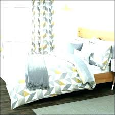 grey and yellow bedding sets large size of nursery blue gray black white
