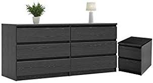 Amazon.com: Black - Bedroom Sets / Bedroom Furniture: Home & Kitchen