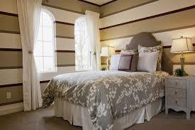 decorating a bedroom wall. Striped Bedroom Walls Decorating A Wall