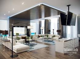 Modern Villa Interior Interesting Modern Interior Design Villa - Modern interior design dining room