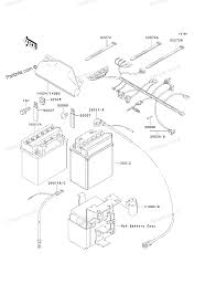 Motor four wheeler wiring kawasaki diagram 4 china