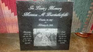 custom made 12 laser engraved granite tiles photo engraving memorials anniversaries
