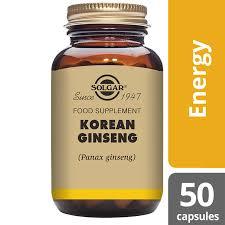 Korean Ginseng 520mg