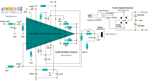 200 watt power amp complete power supply schematic serves about amplifier circuit schematic diagram you can search here and many more electronics project power amplifier circuit diagram