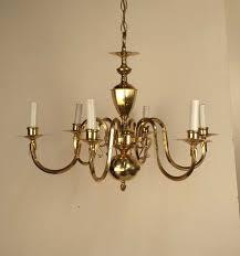 retro brass chandelier unique vintage brass chandelier small 6 arm chandelier gold