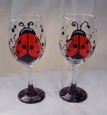 Wine Glass Decorating Designs Photography By Julielle Painting Parties Wine Glass With Grapes 69