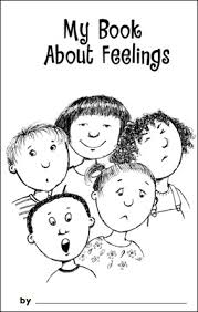 Small Picture My Book About Feelings printable Maybe make one book for everyone