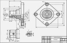 mechanical drawings are critical aspect for all mechanics and engineers with the help of mechanical